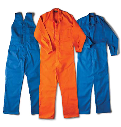Industrial workwear hire Park Drycleaners